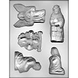 3 Pack- Nativity Mold