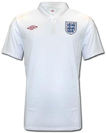 Umbro England Trikot Shirt 736100 Jht Fussball Grosse Sl Xl Weiss