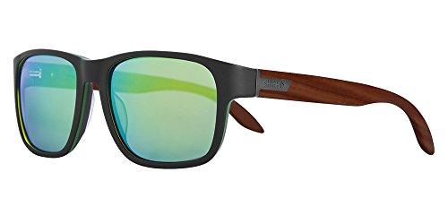 Shred Stomp Donwood Sunglasses, Smoke/Green - Ligety Sunglasses Ted