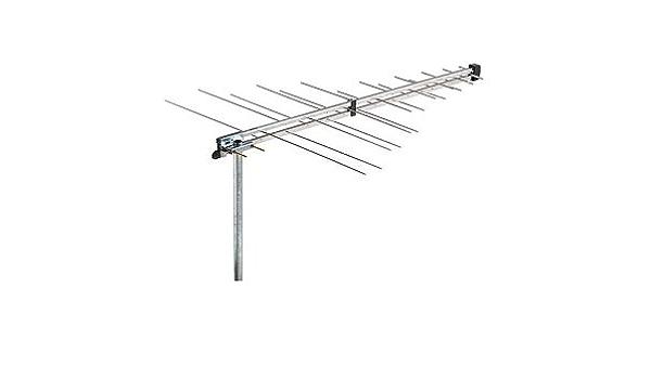 FRACARRO LP345HV Antena logarítica 3^+ 4^+ 5^ Banda ...
