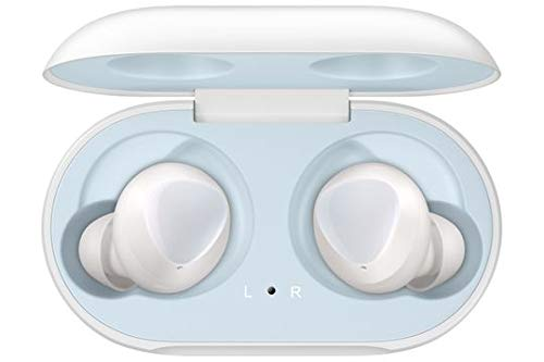 (Samsung Galaxy Buds 2019, Bluetooth True Wireless Earbuds (Wireless Charging Case Included), (International Version) (White))