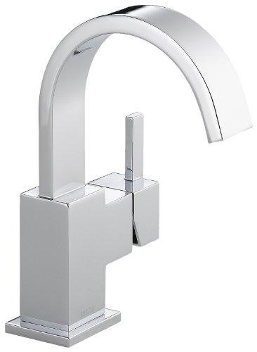 Delta 553LF Vero Single Handle Lavatory Faucet Chrome