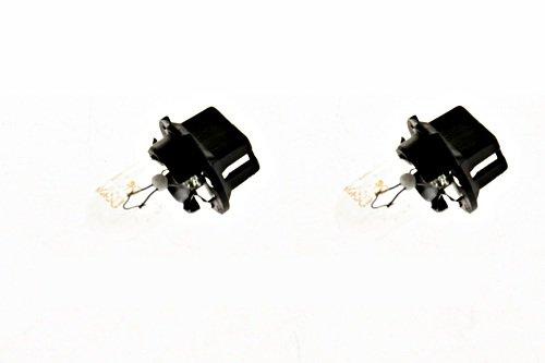 Genuine VW Audi Skoda Seat Bulb Holder Socket Lamp Housing 3B7919039 2 Pcs
