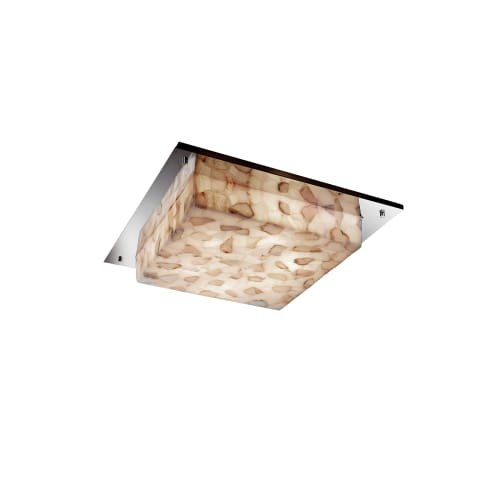 Justice Design Group Lighting ALR-5565-CROM-LED2-2000 Framed 12