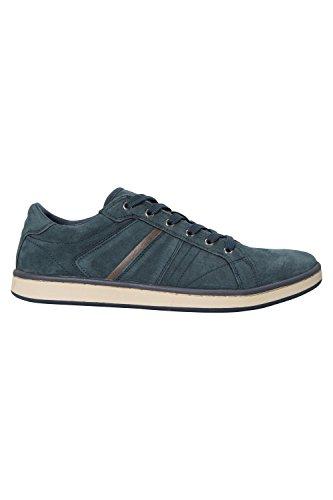Mountain Warehouse Mariner Mens Lace-Up Shoes Azul marino