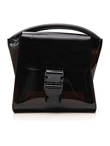 ZUCCA ZU97AG17426 Women's Black Plastic Handbag