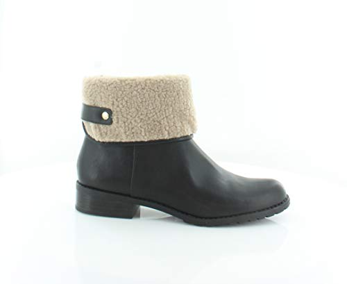 - Style & Co. Beana Women's Boots Black/Natural Size 9.5 M