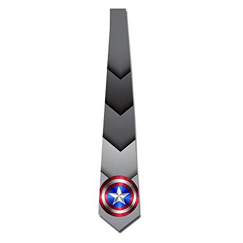 uluzus-captain-america-shield-skinny-tie-for-men