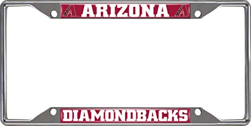 FANMATS MLB - Arizona Diamondbacks License Plate Frame