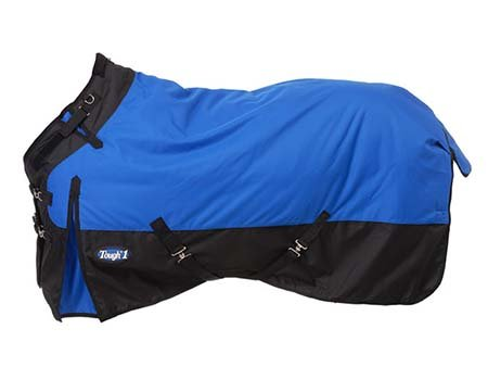 Tough 1 1200D Snuggit Turnout 300g 84In Royal Blue by Tough 1
