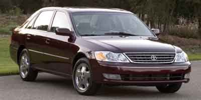 Amazon Com 2003 Toyota Avalon Reviews Images And Specs