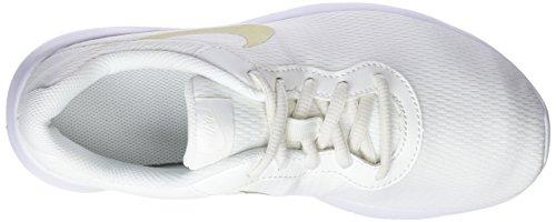 white Zapatillas Tanjun De Running Niños 100 Star White metallic Gold Gs Para Blanco Nike summit HROwntxqqd