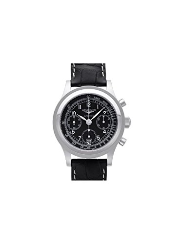 Heritage Chronograph (Longines Heritage Chronograph Automatic Mens Watch)