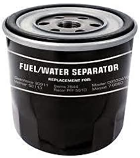 Amazon.com: NEW SEACHOICE MARINE FUEL/WATER SEPARATOR CANISTER SCP