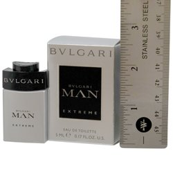 BVLGARI DLX Man Mini Extreme Cologne, 0.17 Ounce ()