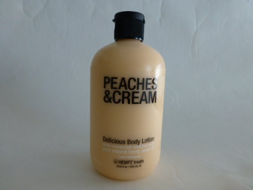 Hempz Treats Lotion Peaches Cream