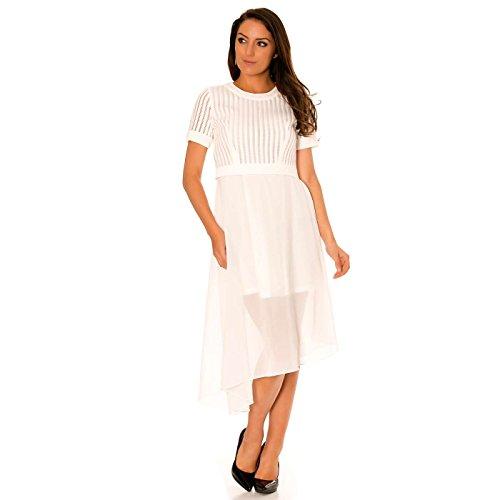 Miss Wear Line - Vestido - Una manga - para mujer