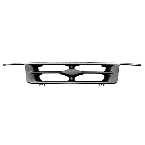 (Grille Grill Chrome & Argent for 95-97 Ford)