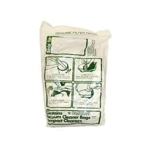 Compact/Tristar Paper Bag 12 Pack By Envirocare Replacement #738SEC