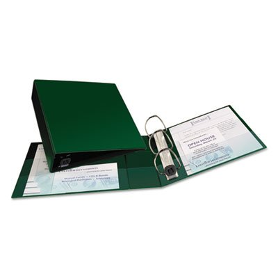 Heavy-Duty Binder with One Touch EZD Rings, 3'' Capacity, Gr