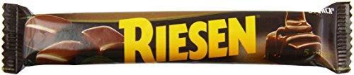 Riesen Chewy, Chocolate Caramel, 1.43 Ounce (Pack of 24) -