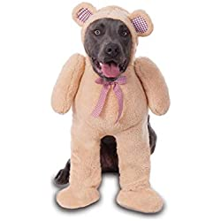 Rubie's Costume Co Big Dog's Walking Teddy Bear Pet Costume, XX-Large