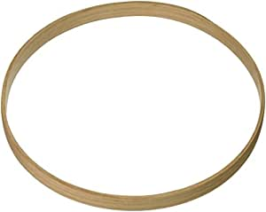 Commonwealth Basket Basketry Round Hoops, 10-Inch by 3/4-Inch Depth