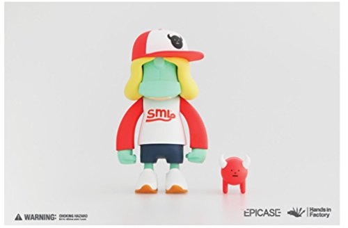 Epicase Art Figure Fort Knox X Sticky Monster Lab by Hands in