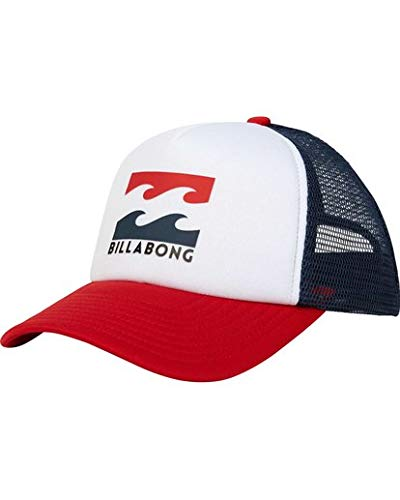 Billabong Men's Podium Trucker, red, ()