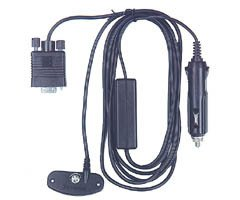 PC Data Cable with Cigarette Lighter Adapter for SporTrak? and Meridian? GPS