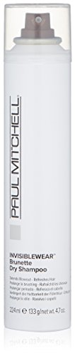 Paul Mitchell INVISIBLEWEAR Brunette Dry Shampoo,4.7 oz