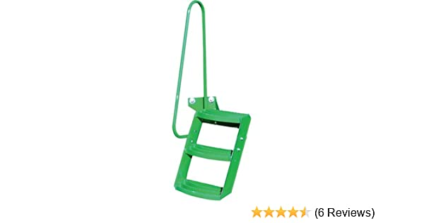 John Deere Tractor Step and Handrail Kit - For Series 10, 20, 30, 40 and 50  Utility and Rowcrop Tractors, Model# NTE34203343
