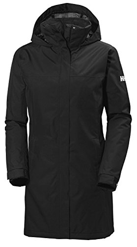 Helly Hansen Women Aden Insulated Coat – Waterproof, Windproof and Breathable Fabric, Full-Zip Jacket with Fully Sealed…