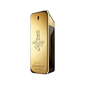 1 Million by Paco Rabanne for Men - 6.8 Ounce EDT Spray