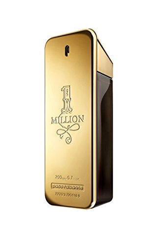 1 Million by Paco Rabanne for Men - 6.8 Ounce...