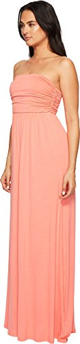 Womens American Rose Coral Dress Hally 0ApwAqP