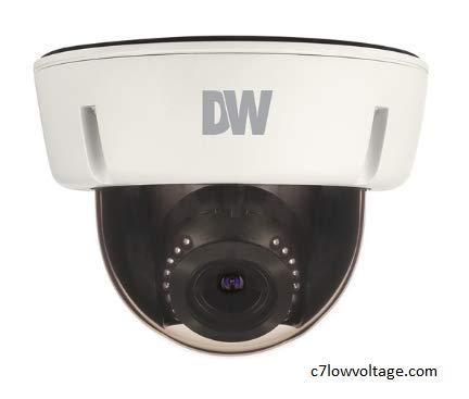 Digital Watchdog DWC-V6263TIR 2 MP Analog HD-AHD/TVI/CVI Outdoor Dome Camera, 2.8-12mm Lens, Weatherproof - Digital Dome Watchdog Camera