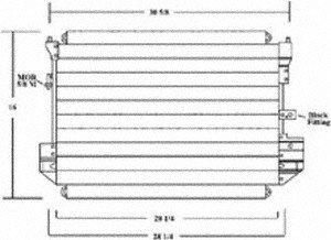Spectra Premium 7-4931 A//C Condenser for Toyota Solara