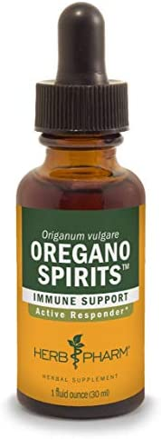 Herb Pharm Oregano Spirits Extract and Essential Oil Blend
