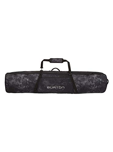 Burton Wheelie Gig Snowboard Bag, Marble Galaxy Print, 156 cm