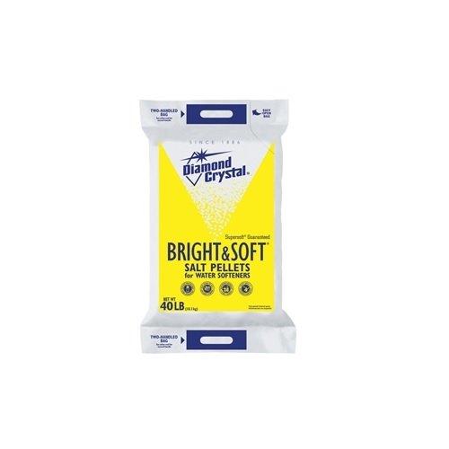 Diamond Crystal Pellets - SALIX 136001 Diamond Crystal Pellets Bag pet supplements, 40-Pound