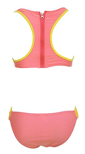 Love L - Top de bikini - para mujer Bleu - Rose Small