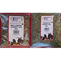Breeders Choice Rat & Mouse Mix (2kg) Rat & Mice Food