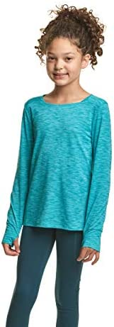 C9 Champion-Girls' Fashion Long Sleeve T-shirt