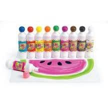Washable Scented Dabber Dot Markers - Set of 10
