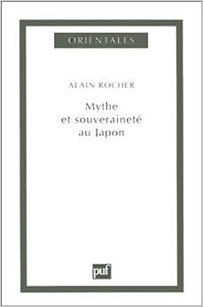 Mythe et souveraineté au Japon