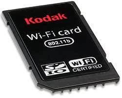 Kodak Wi-Fi Card for Easyshare One Digital Camera and Printer Dock Plus