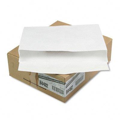 Wholesale CASE of 2 - Quality Park Tyvek Hvy Wt. Expansion Envelopes-Tyvek Open-Side Envelope, Plain, 12