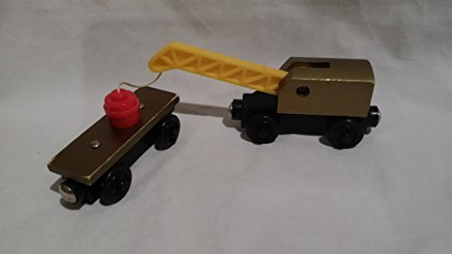 Railway Remote Control Wooden - Thomas and Friends Wooden Railway - Breakdown Train Learning Curve