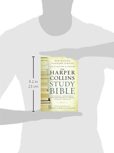 The HarperCollins Study Bible--New Testament - Harold W ...
